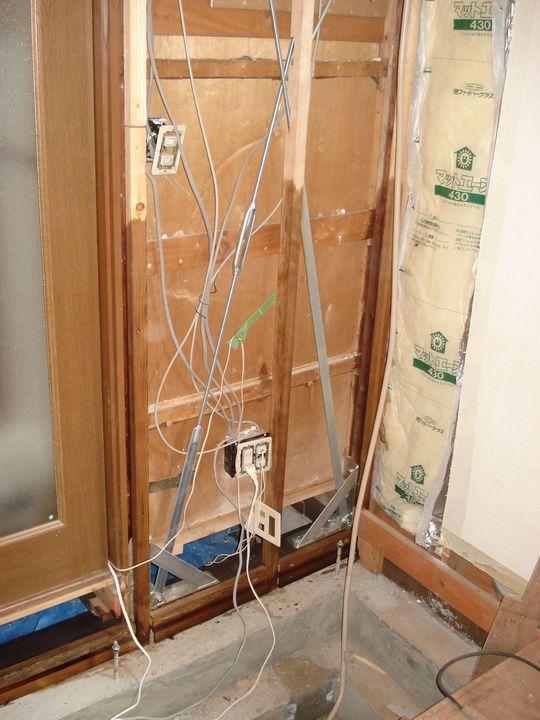 耐震補強工事 施工例